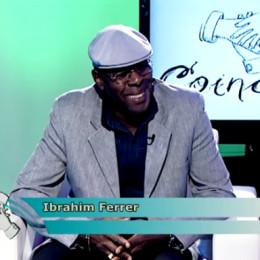 Ibrahim Ferrer Jr. en Coincidir TV