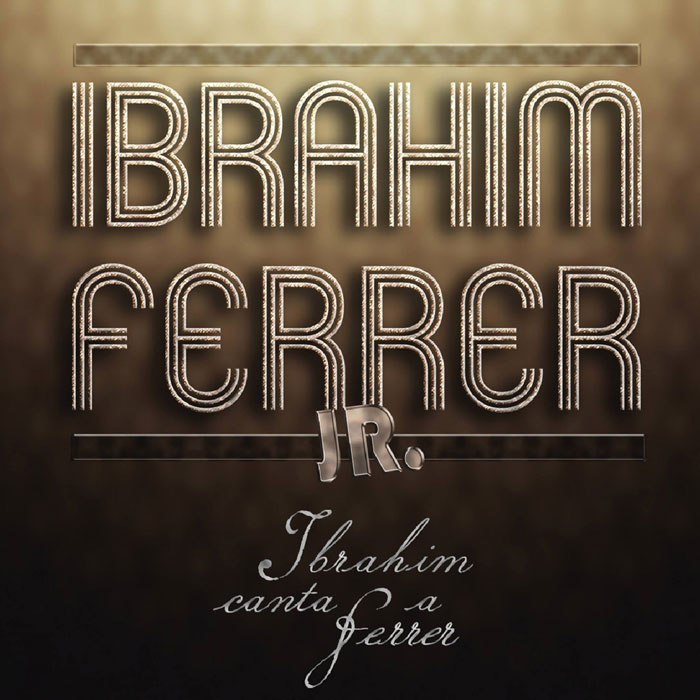 ibrahim canta a ferrer -cover
